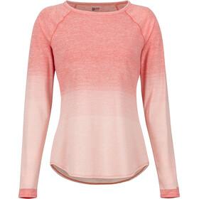 Marmot Cabrillo Longsleeve Shirt Women red